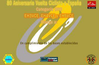 Diploma Vuelta Ciclista de España-2015