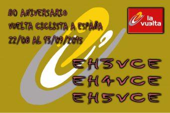 Qsl  Especial Vuelta Ciclista de España EHXVCE