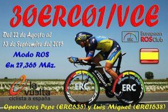 80 Aniv Vuelta Ciclista España CB27