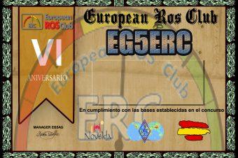 VI ANIVERSARIO EUROPEANROSCLUB