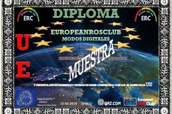 Diploma Paises Miembros de la UE