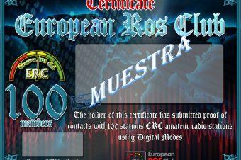 Diploma Miembros ERC