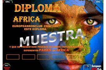 Diploma Paises de africa