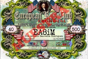 Diploma  ERC-WG-USA