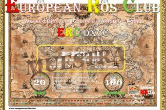 DIPLOMA ERC-DXCC