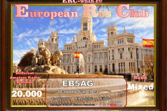 Diploma  ERC-WDAR-EU