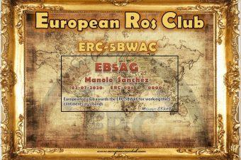 Diploma ERC-5BWAC