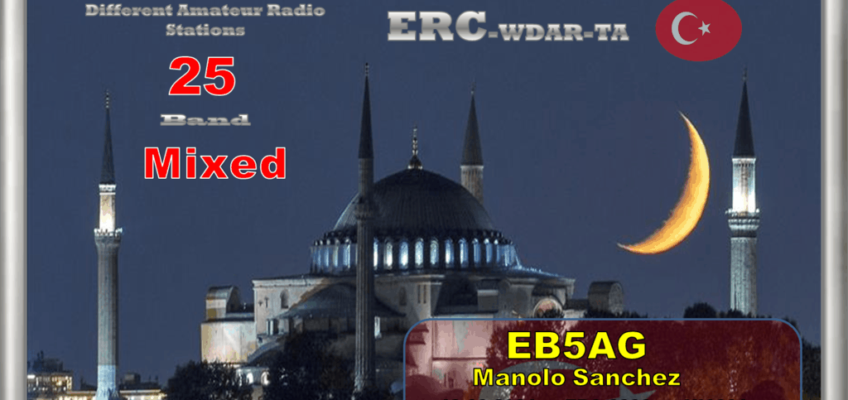 Diploma  ERC-WDAR-TA