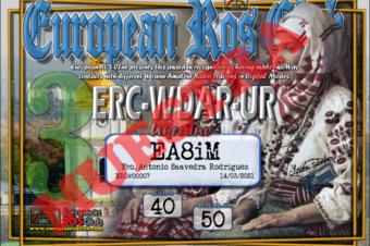 Diploma  ERC-WDAR-UR