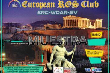 Diploma  ERC-WDAR-SV