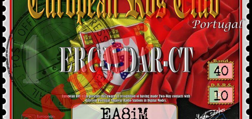 Diploma  ERC-WDAR-CT