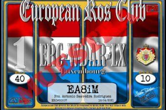 Diploma  ERC-WDAR-LX