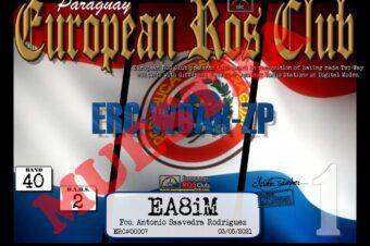 Diploma  ERC-WDAR-ZP