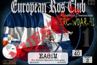 Diploma  ERC-WDAR-HI