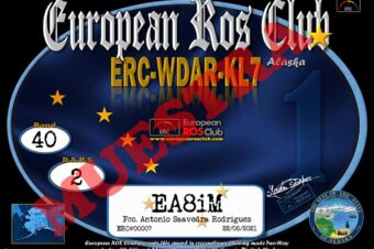 Diploma  ERC-WDAR-KL7