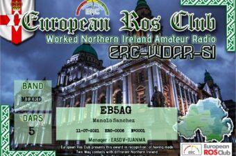 Diploma  ERC-WDAR-GI