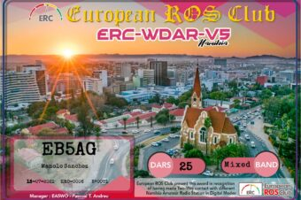 Diploma  ERC-WDAR-V5