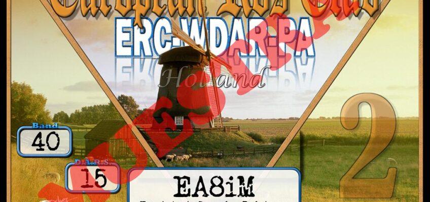 Diploma  ERC-WDAR-PA