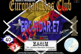 Diploma  ERC-WDAR-E7